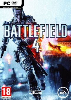 Jaquette de Battlefield 4 PC