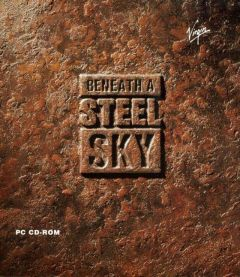 Jaquette de Beneath a Steel Sky PC