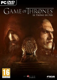 Jaquette de Game of Thrones - Le Trône de Fer PC