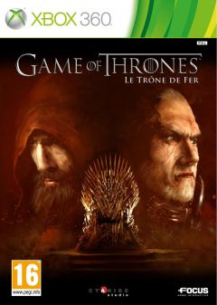 Jaquette de Game of Thrones - Le Trône de Fer Xbox 360