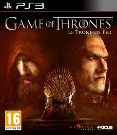 Jaquette de Game of Thrones - Le Trône de Fer PlayStation 3
