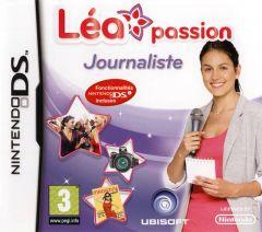 Jaquette de Léa Passion Journaliste DS
