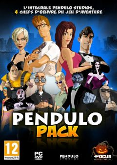 Jaquette de Pendulo Pack PC