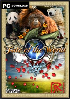 Jaquette de Fate of the World PC