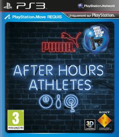 Jaquette de After Hours Athletes PlayStation 3