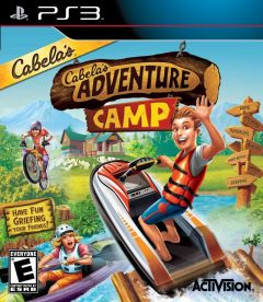 Jaquette de Cabela's Adventure Camp PlayStation 3