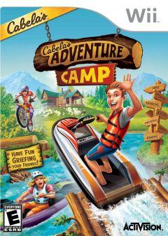 Jaquette de Cabela's Adventure Camp Wii