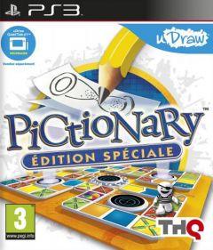 Jaquette de Pictionary : Edition Spéciale PlayStation 3