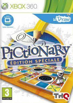 Jaquette de Pictionary : Edition Spéciale Xbox 360