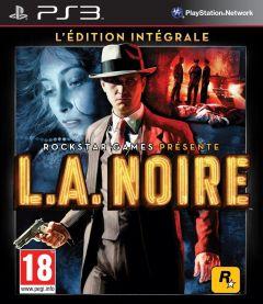 Jaquette de L.A. Noire : L'Edition Intégrale PlayStation 3