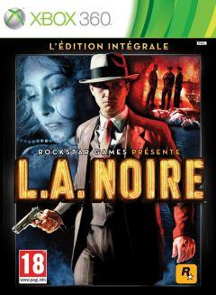 Jaquette de L.A. Noire : L'Edition Intégrale Xbox 360