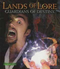 Jaquette de Lands of Lore : Guardians of Destiny PC