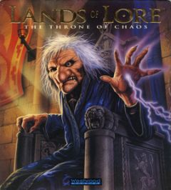 Jaquette de Lands of Lore : The Throne of Chaos PC