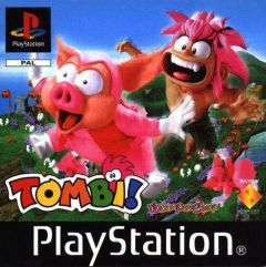 Jaquette de Tombi! PlayStation