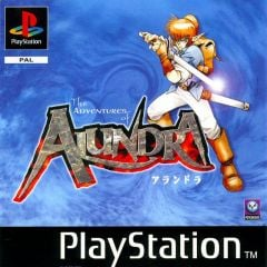 Jaquette de The Adventures of Alundra PlayStation