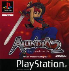 Jaquette de Alundra 2 PlayStation