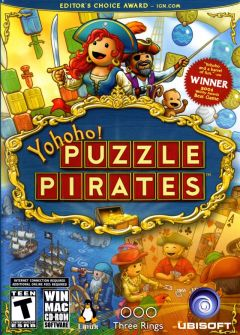 Jaquette de Puzzle Pirates PC