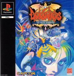 Jaquette de Darkstalkers : The Night Warriors PlayStation