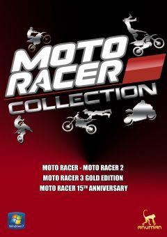 Jaquette de Moto Racer 15th Anniversary Mac