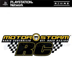 Jaquette de MotorStorm RC PlayStation 3