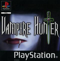 Jaquette de Vampire Hunter D PlayStation