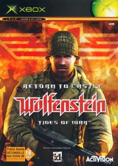 Jaquette de Return to Castle Wolfenstein : Tides of War Xbox