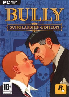 Jaquette de Bully : Scholarship Edition PC