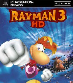 Jaquette de Rayman 3 : Hoodlum Havoc PlayStation 3