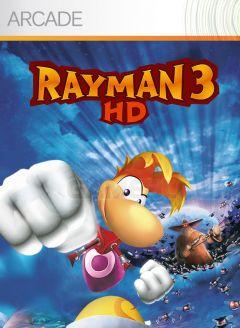Jaquette de Rayman 3 : Hoodlum Havoc Xbox 360
