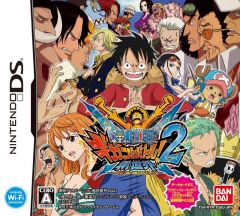 Jaquette de One Piece : Gigant Battle 2 New World DS