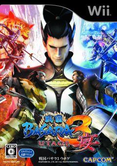 Jaquette de Sengoku Basara Samurai Heroes Utage Wii