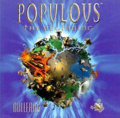 Jaquette de Populous : A l'Aube de la Création PC