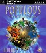 Jaquette de Populous : A l'Aube de la Création PlayStation 3