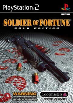 Jaquette de Soldier of Fortune : Gold Edition PlayStation 2