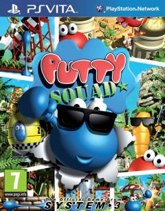 Jaquette de Putty Squad PS Vita