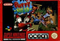 Jaquette de Putty Squad Super NES