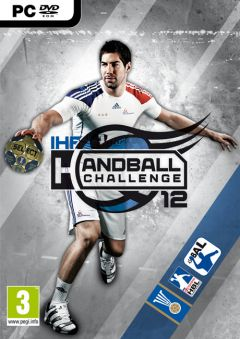 Jaquette de IHF Handball Challenge 12 PC