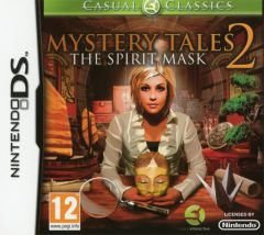 Jaquette de Mystery Tales 2 : The Spirit Mask DS