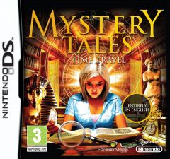 Jaquette de Mystery Tales : Time Travel DS