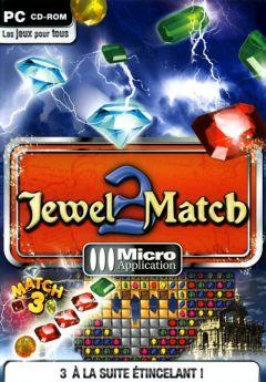 Jaquette de Jewel Match 2 PC