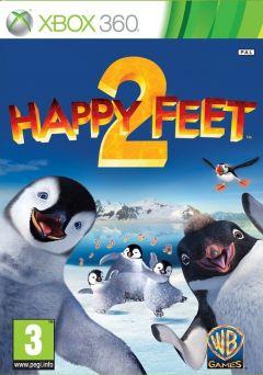 Jaquette de Happy Feet 2 Xbox 360