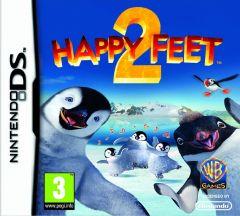 Jaquette de Happy Feet 2 DS