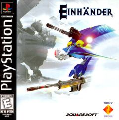Jaquette de Einhänder PlayStation