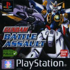 Jaquette de Gundam : Battle Assault PlayStation