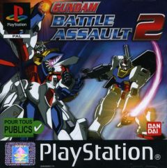 Jaquette de Gundam : Battle Assault 2 PlayStation