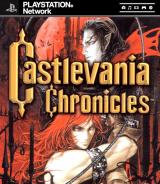 Jaquette de Castlevania Chronicles PlayStation 3