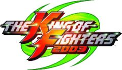 Jaquette de The King of Fighters 2003 Arcade