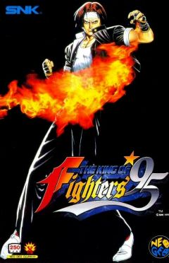 Jaquette de The King of Fighters '95 NeoGeo