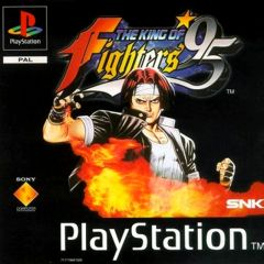 Jaquette de The King of Fighters '95 PlayStation