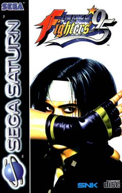 Jaquette de The King of Fighters '95 Sega Saturn